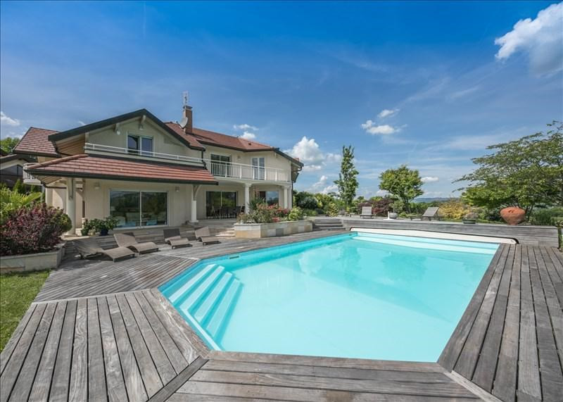 Vente de prestige maison / villa La balme de sillingy 1565000€ - Photo 1