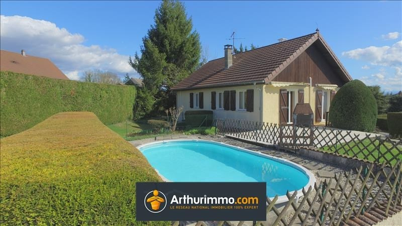 Sale house / villa Creys et pusignieu 229 500€ - Picture 1