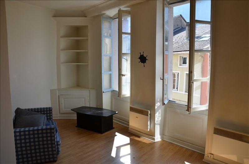 Sale apartment Nantua 29500€ - Picture 3