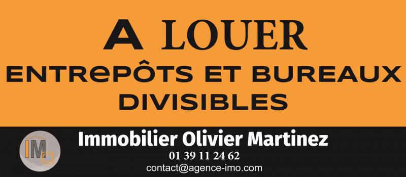 Location bureau Conflans-sainte-honorine 1200€ HC - Photo 1