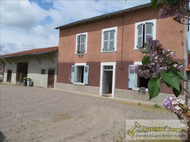 Sale house / villa Puy guillaume 133750€ - Picture 2