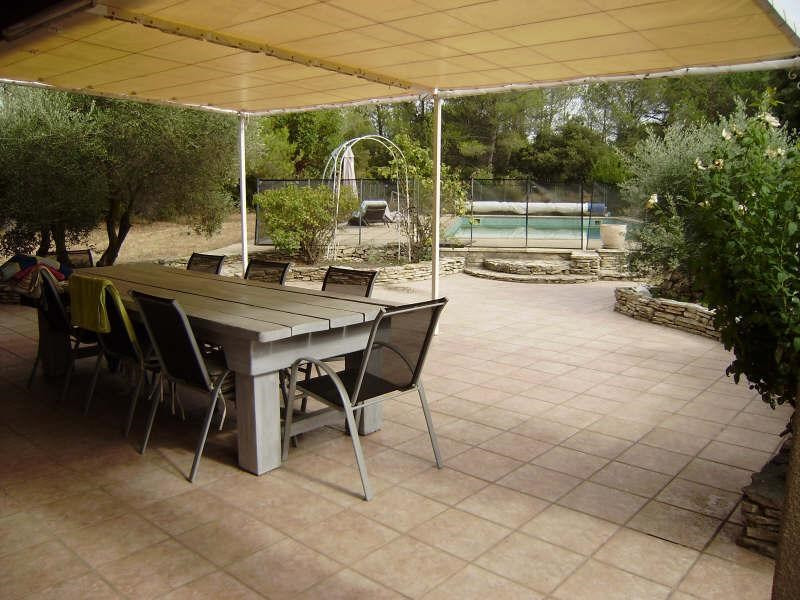 Deluxe sale house / villa St chamas 634000€ - Picture 6