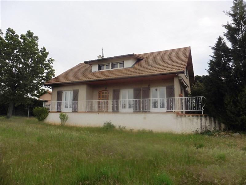 Vente maison / villa St clair du rhone 249000€ - Photo 1