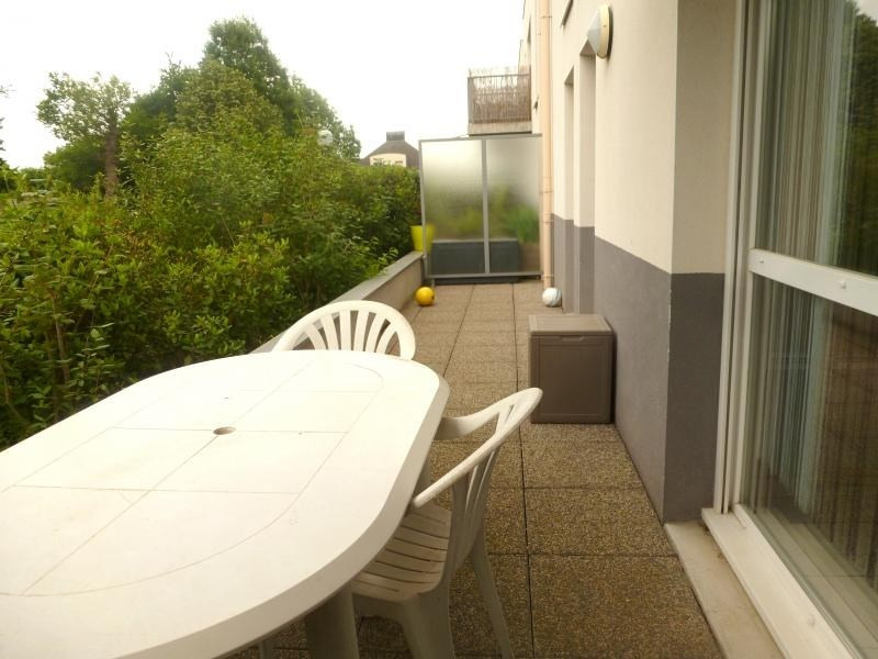 Rental apartment Le rheu 645€ CC - Picture 5