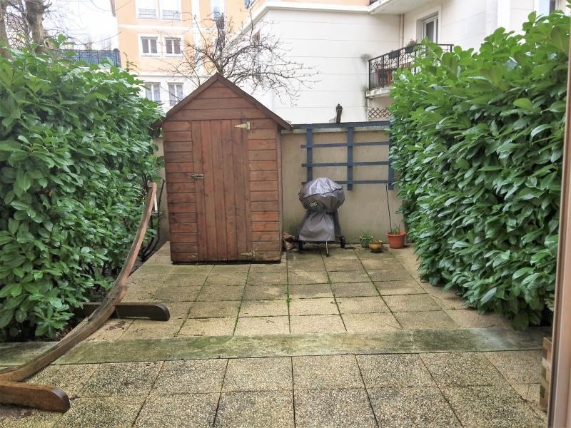Vente appartement Villeneuve la garenne 300 000€ - Photo 9