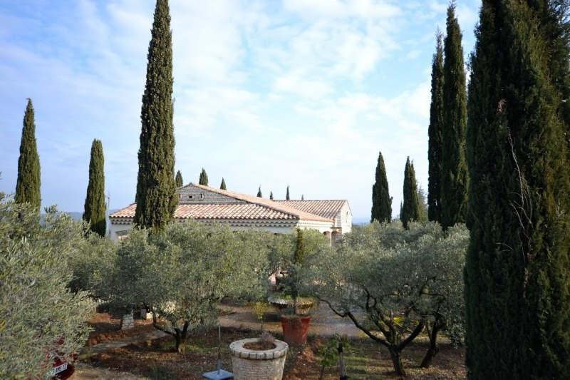 Immobile residenziali di prestigio casa Eygalieres 845000€ - Fotografia 1