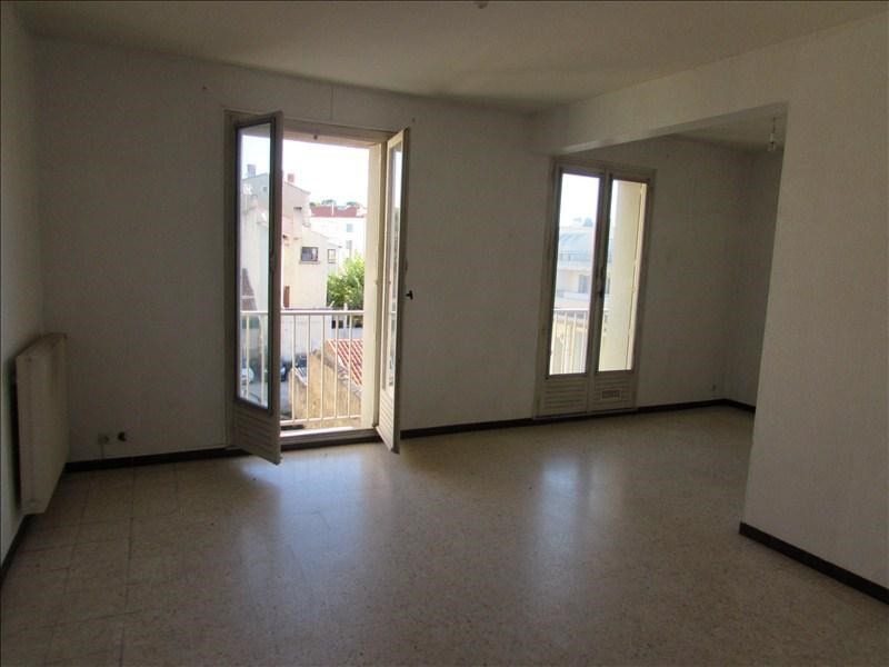 Sale apartment Beziers 57 000€ - Picture 1