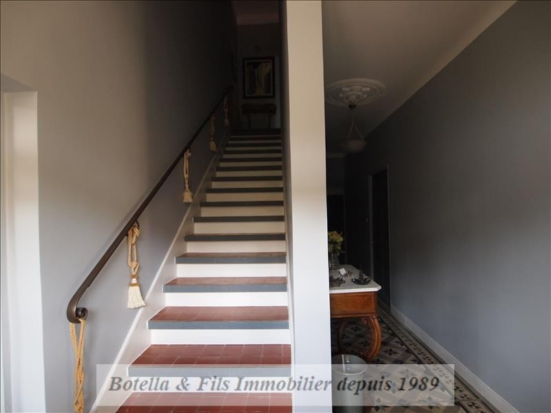 Vente maison / villa Uzes 526000€ - Photo 10