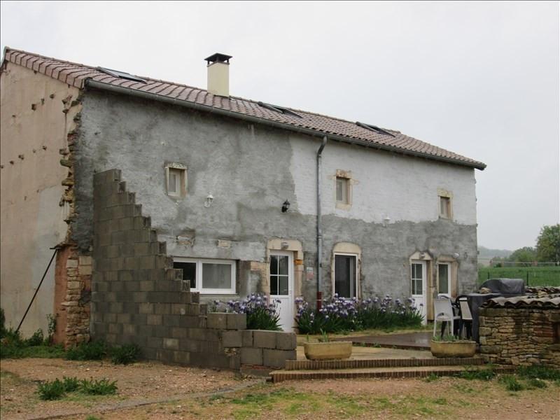 Vente maison / villa Tournus 243400€ - Photo 1