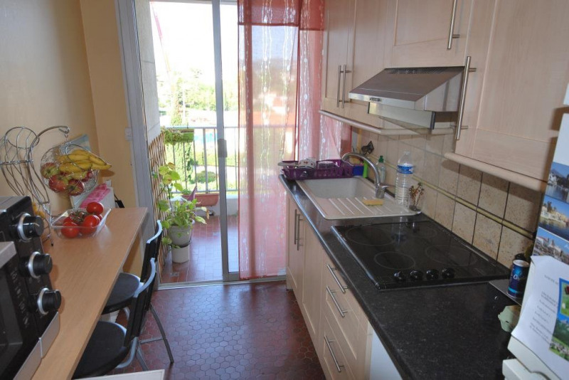 Rental apartment Antibes 1 157€ CC - Picture 2