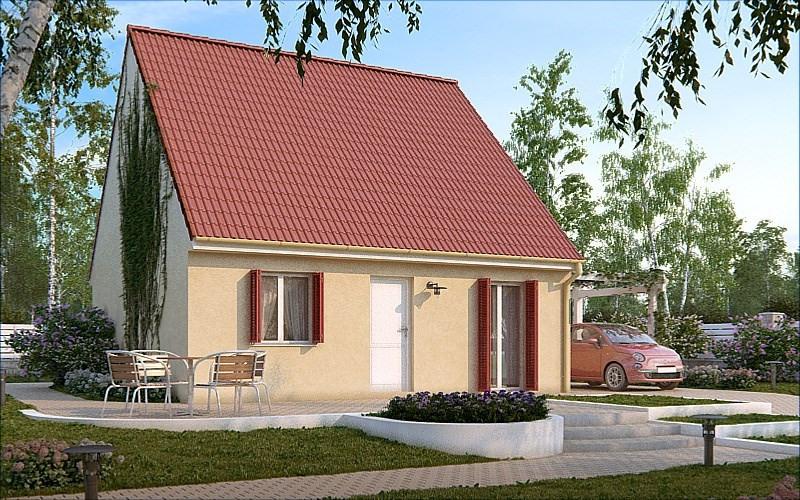 Maison  3 pièces + Terrain 500 m² Corbeil-Essonnes par MAISONS PIERRE