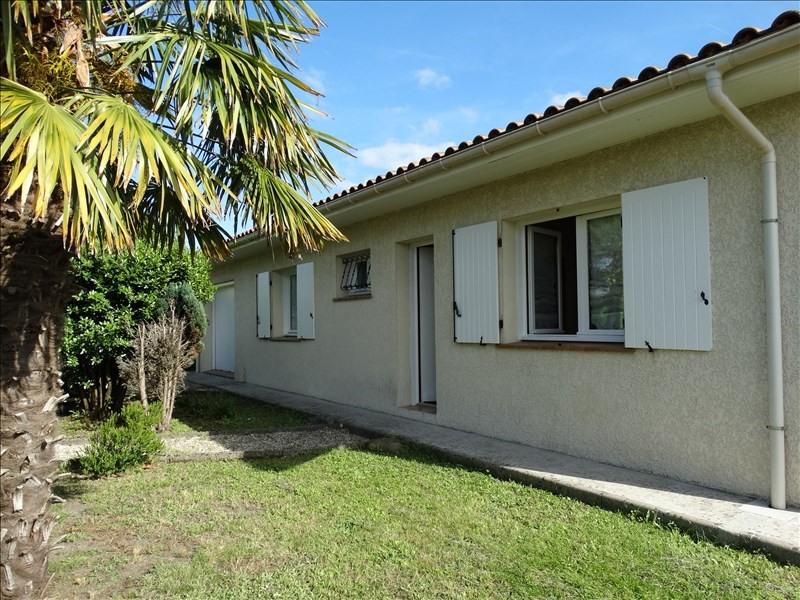 Vente maison / villa Margaux 212000€ - Photo 1