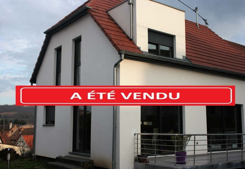 Vente maison / villa Wasselonne 255 600€ - Photo 1