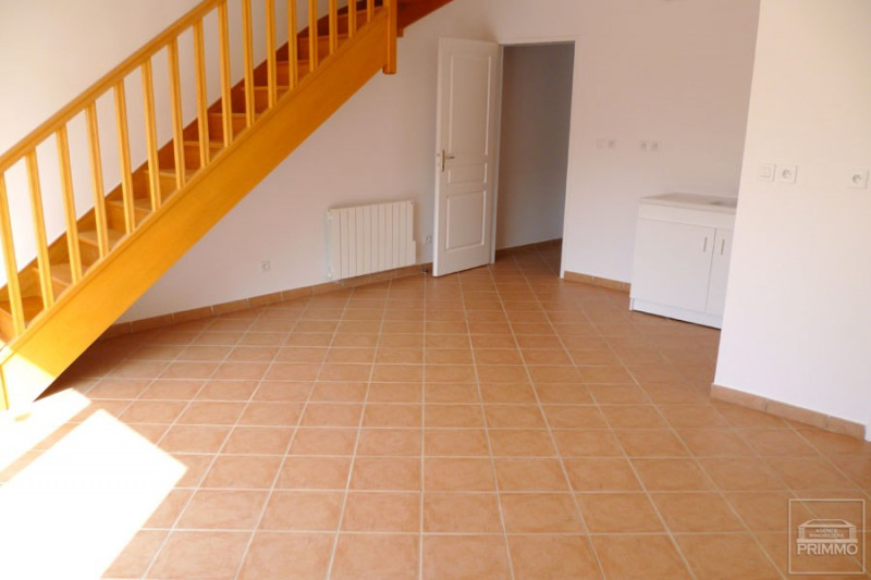Rental apartment Dommartin 875€ CC - Picture 3