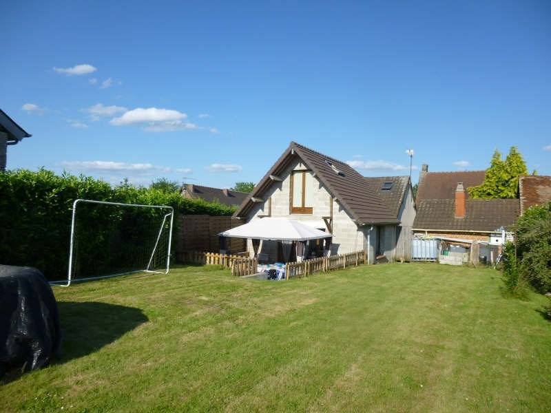 Life annuity house / villa St clair sur epte 174600€ - Picture 4
