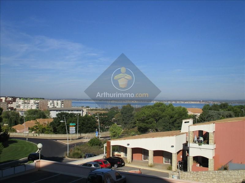 Vente appartement Sete 92 000€ - Photo 1