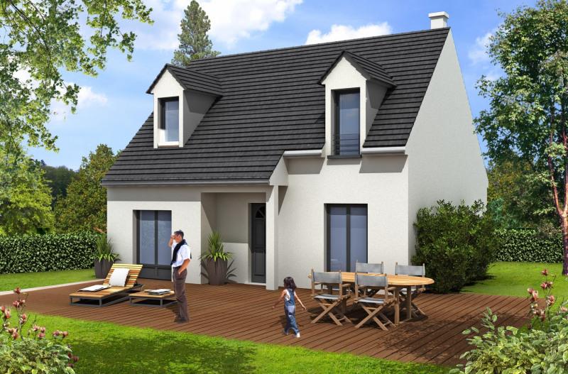 Maison  5 pièces + Terrain 380 m² Saint-Chéron par MAISONS BARILLEAU