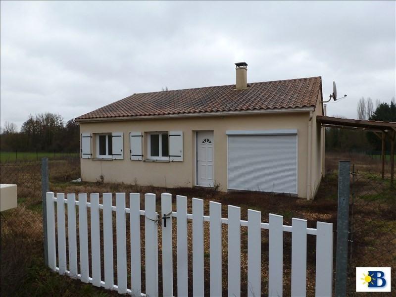 Location maison / villa Maire 560€ CC - Photo 1
