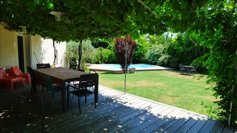 Verkoop  huis Loriol du comtat 370000€ - Foto 7