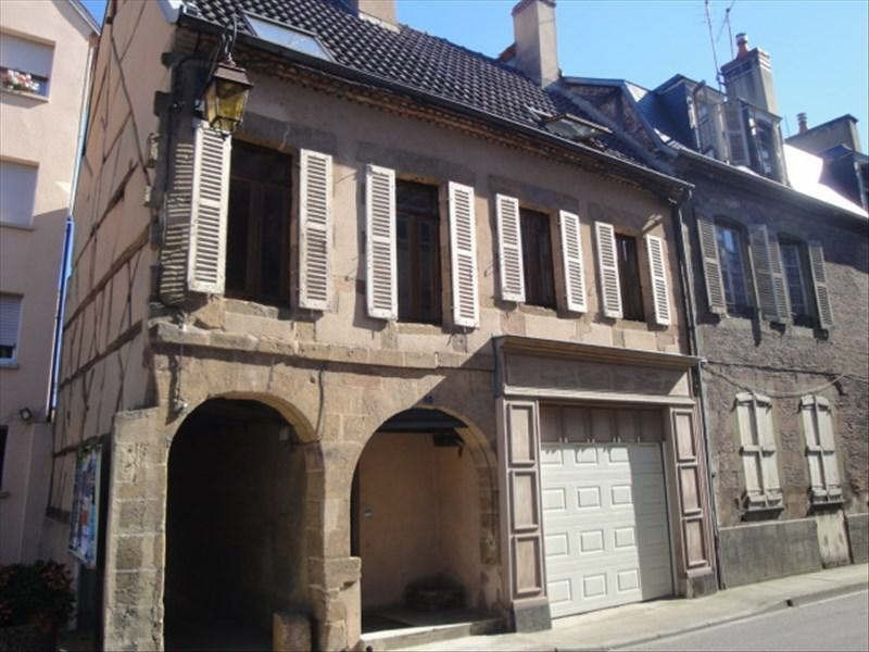 Vente maison / villa Moulins 174000€ - Photo 1