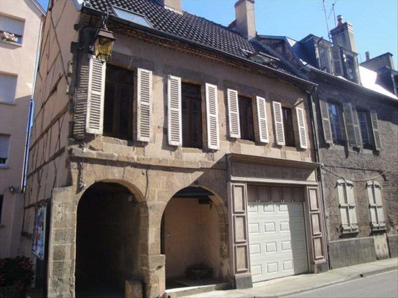 Revenda casa Moulins 174000€ - Fotografia 1
