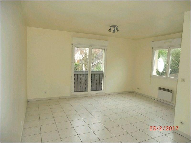 Rental apartment Corbeil essonnes 550€ CC - Picture 2
