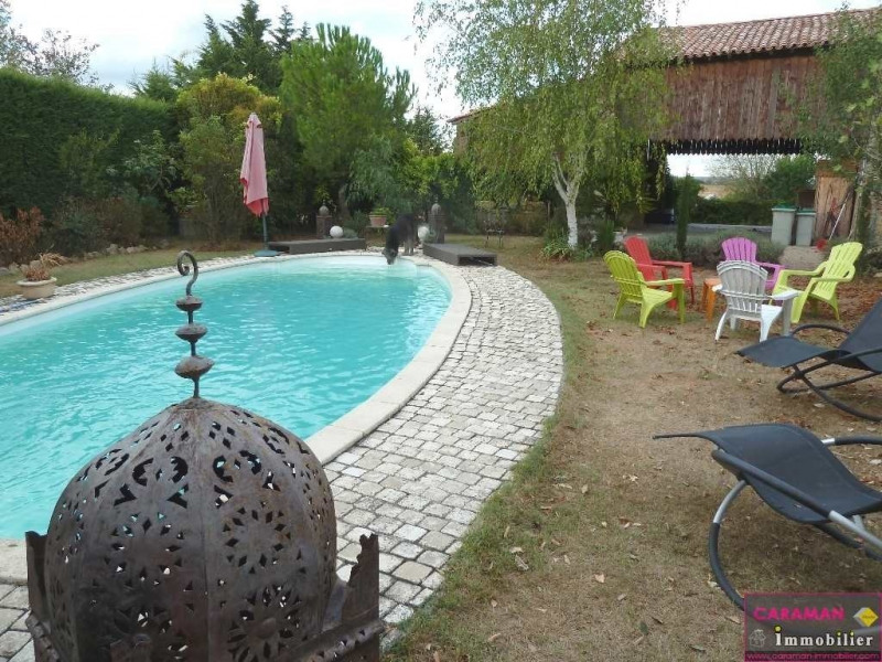 Deluxe sale house / villa Labastide beauvoir  10 minutes 450 000€ - Picture 7