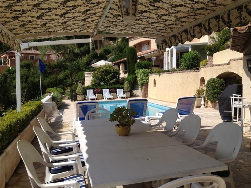 Immobile residenziali di prestigio casa Les adrets de l esterel 1248000€ - Fotografia 2