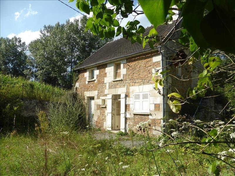 Vente maison / villa Crepy en valois 130000€ - Photo 1