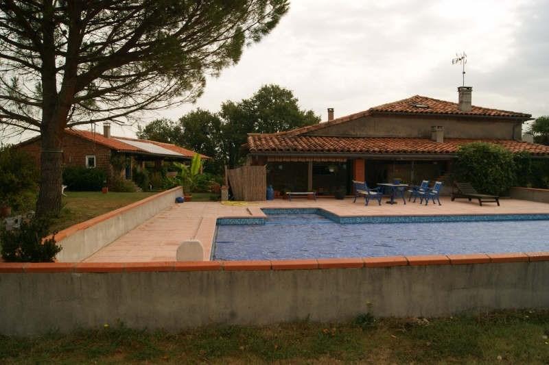 Vente maison / villa 20 mn quint fonsegrives 375900€ - Photo 1