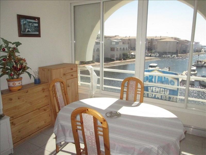 Vente appartement Sete 95000€ - Photo 1