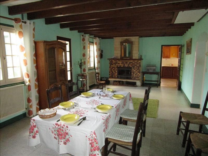 Sale house / villa Le pizou 118000€ - Picture 5