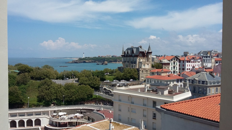 Rental apartment Biarritz 1562€ CC - Picture 1