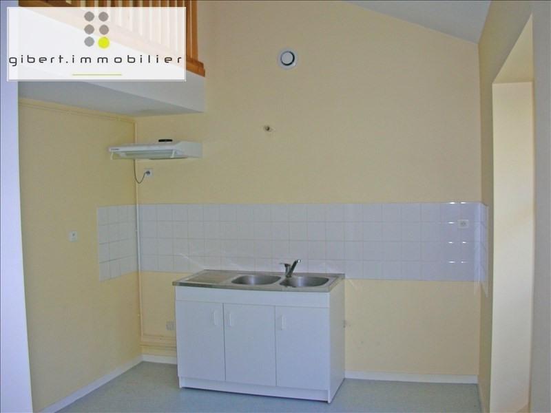 Rental apartment Le puy en velay 446,79€ +CH - Picture 1