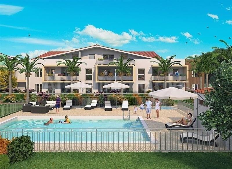Produit d'investissement appartement St aygulf 224000€ - Photo 1