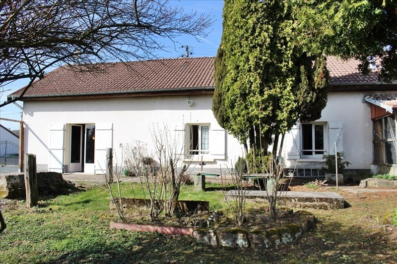 Sale house / villa Etival clairefontaine 96 750€ - Picture 1