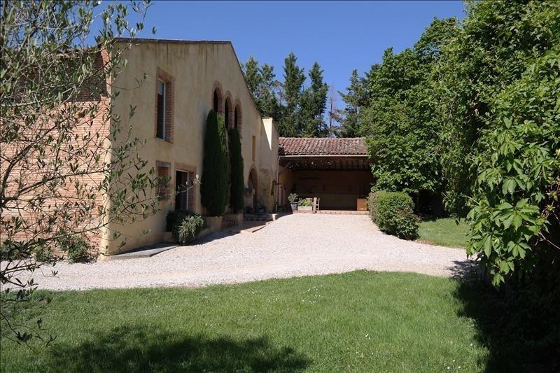 Vente de prestige maison / villa Grisolles 595000€ - Photo 3