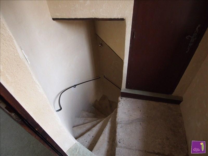 Verkoop  appartement Uzes 120000€ - Foto 9