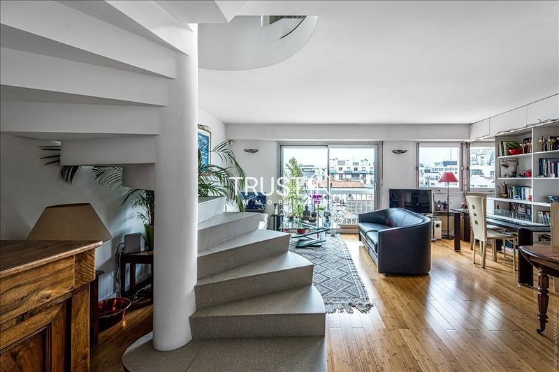 Vente de prestige appartement Paris 15ème 1302000€ - Photo 4