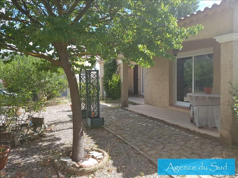 Vente maison / villa Auriol 363000€ - Photo 1