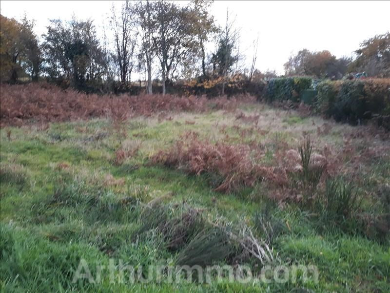 Vente terrain Brech 130990€ - Photo 1