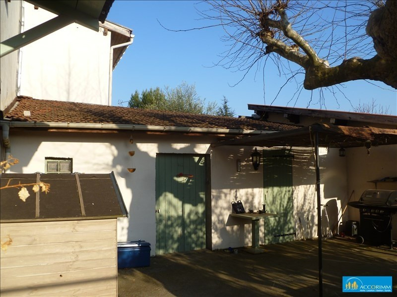 Vente maison / villa Communay 300000€ - Photo 4