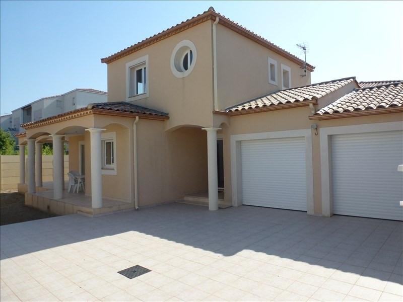 Sale house / villa Le grau du roi 470000€ - Picture 1