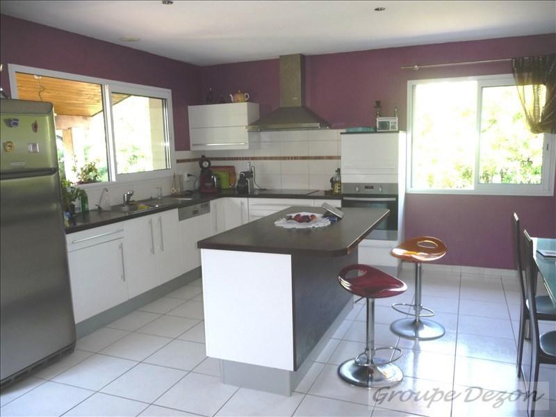 Vente maison / villa Castelginest 436000€ - Photo 4
