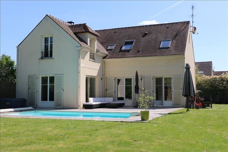 Vente maison / villa Feucherolles 745000€ - Photo 1