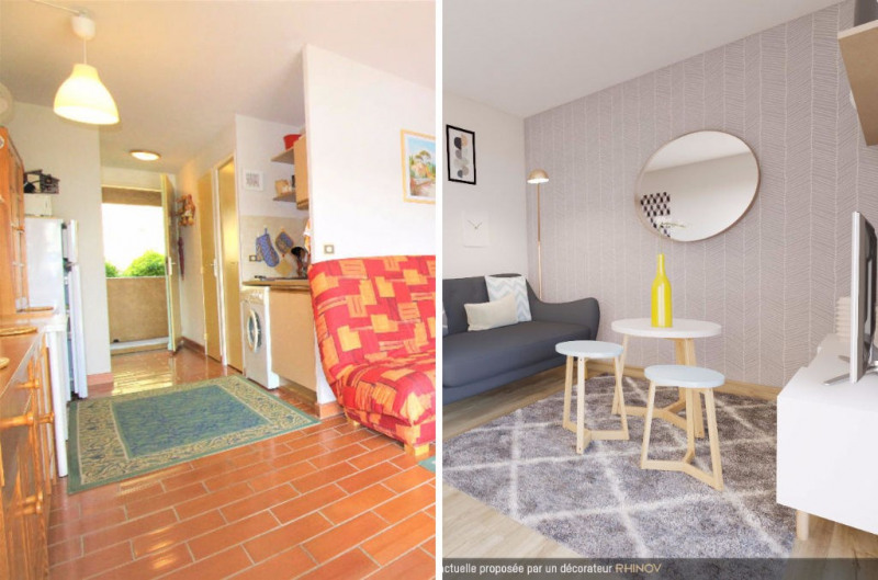 Sale apartment Villeneuve loubet 151000€ - Picture 8
