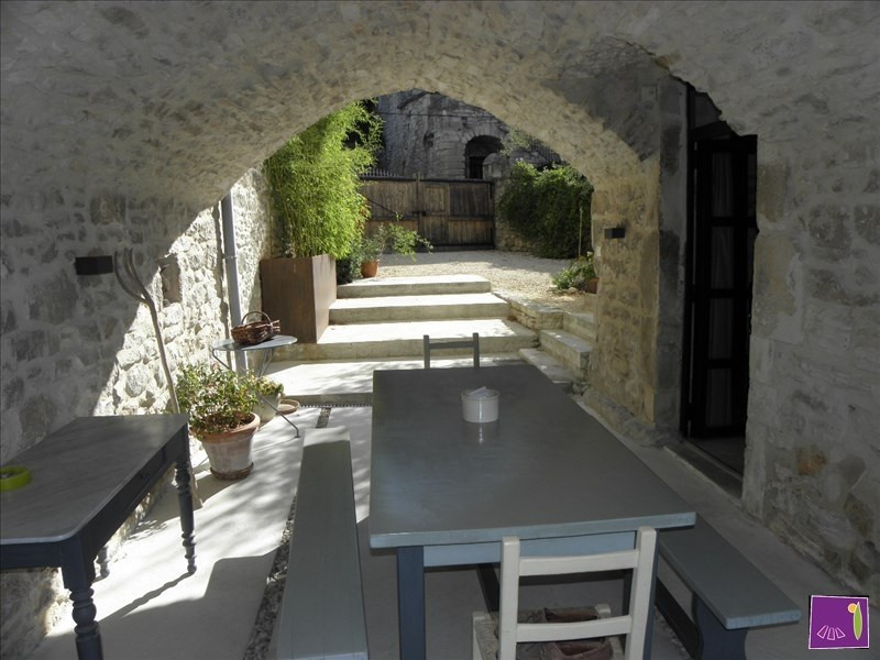 Immobile residenziali di prestigio casa Barjac 495000€ - Fotografia 10