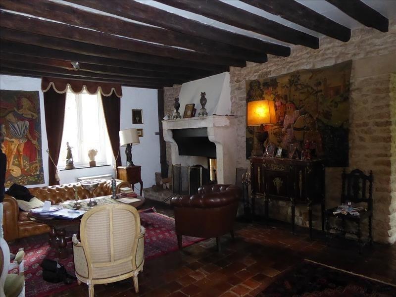 Sale house / villa St benin d azy 257000€ - Picture 1
