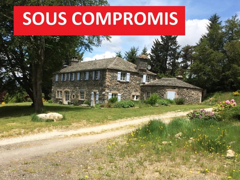 Sale house / villa Le chambon sur lignon 465000€ - Picture 1