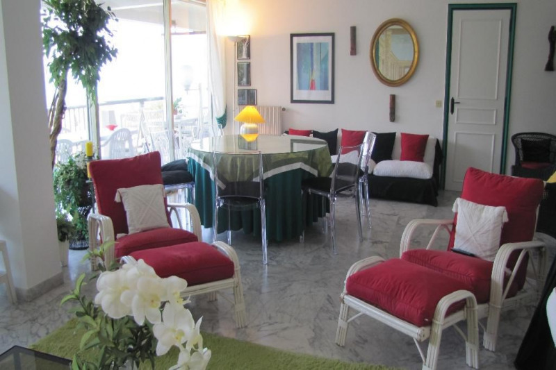 Vacation rental apartment Cap d'antibes  - Picture 3